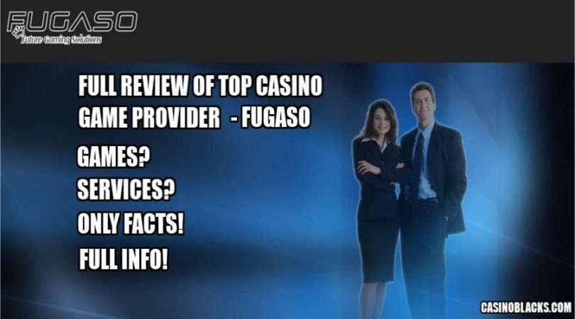 Future Gaming Solutions – Full Fugaso review
